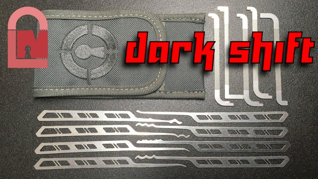 Sparrows Dark Shift lock Pick Set Review