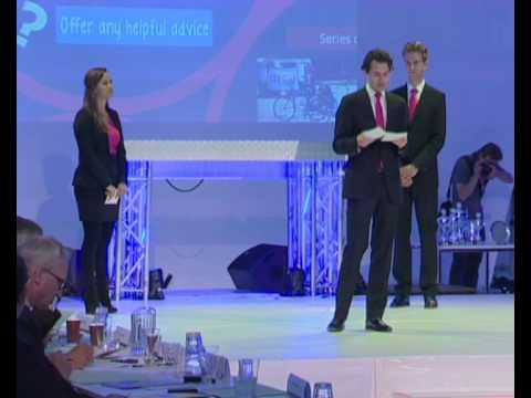 Enactus Netherlands - University College Utrecht Final Round Presentation