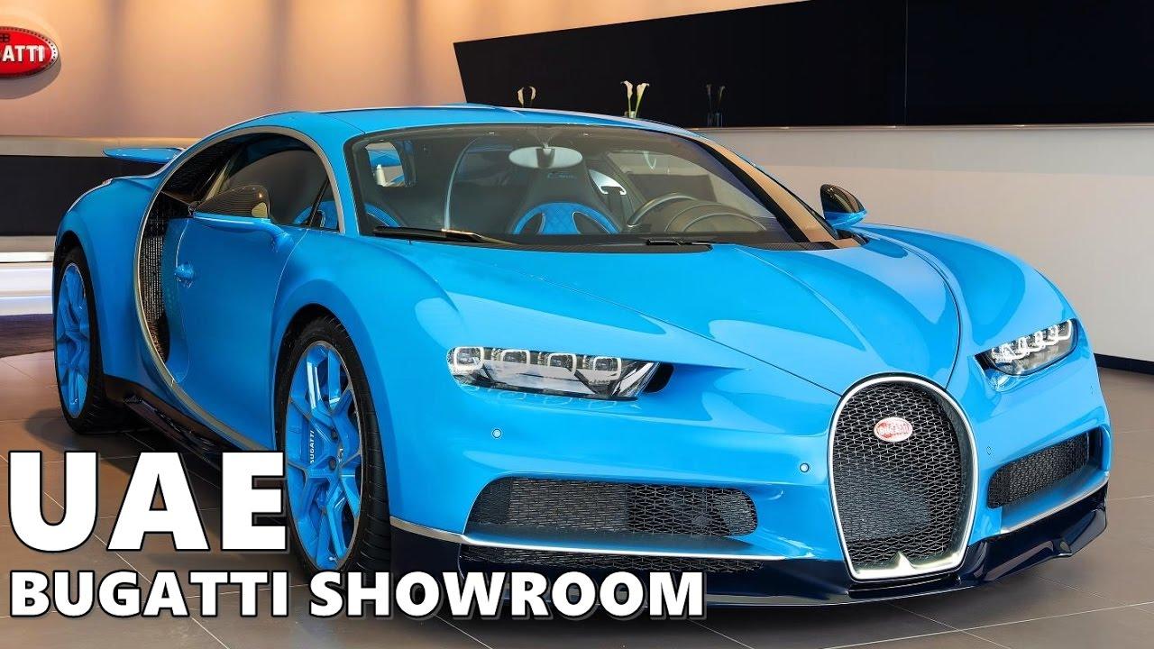 aston martin showroom, alfa romeo showroom, audi showroom, rolls royce showroom, dodge showroom, on bugatti dubai showroom