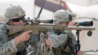 Арма 3 Тушино - Американский снайпер в Ираке. Оборона до последней капли крови.