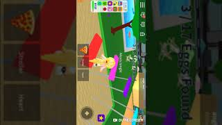 Playing Adopt anf Raise on roblox