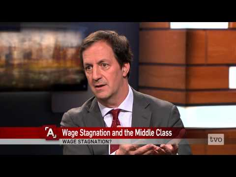 Wage Stagnation and the Middle Class