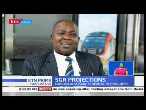 SGR projections give hopes to Kenyan economy