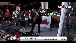 BONDAN PRAKOSO & Fade2Black  @RadioShow_tvOne