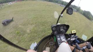 Raw footage of Operation Bayonet Lightning Helo Runs at Black Ops Bristol Airsoft