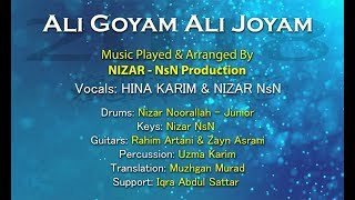 ALI GOYAM ALI JOYAM - Qasida - NsN Production