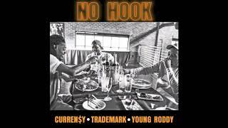 "Curren$y, Trademark Da Skydiver & Young Roddy - ""No Hook"" [Official Audio]"