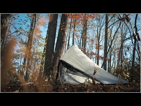 Ultralight Thru-Hiking Shelter :: 6.5oz