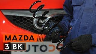Onderhoud Mazda Demio DW - instructievideo