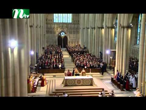 First female Church of England bishop consecrated: IBRAHIM AADITYA reports