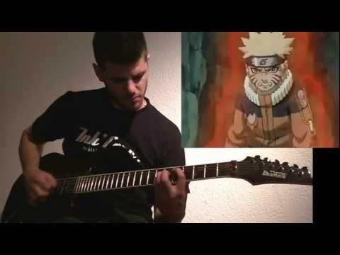 Naruto Best Riffs Guitar Medley!