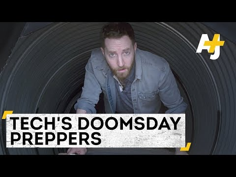 Silicon Valley's Doomsday: Prepping For An Economic Apocalypse [Divided America, Pt. 1] | AJ+ Docs