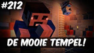 Minecraft survival #212 - DE MOOIE TEMPEL!