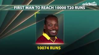 vuclip Chris Gayle // fully history//10000 runs in T20 carrier 2017//