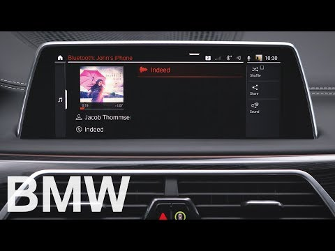 Play music from an iOS device in your BMW – BMW How-To