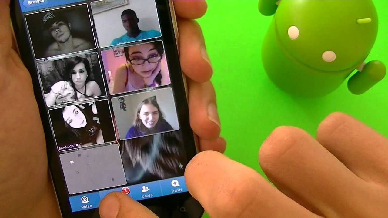Chat With The World And Group Video Chat!   YouTube