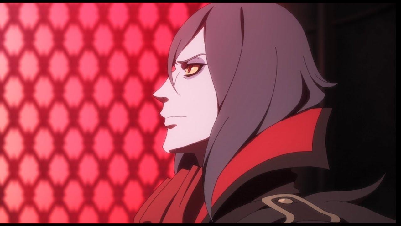 TVアニメ『天狼 Sirius the Jaeger』吸血鬼編PV-Vampire Ver.- - YouTube