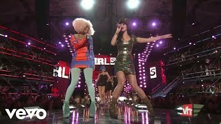 Katy Perry - Girls Just Want To Have Fun (Live) ft. Nicki Minaj