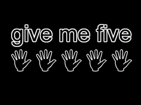 Give Me 5 by Eric Scott