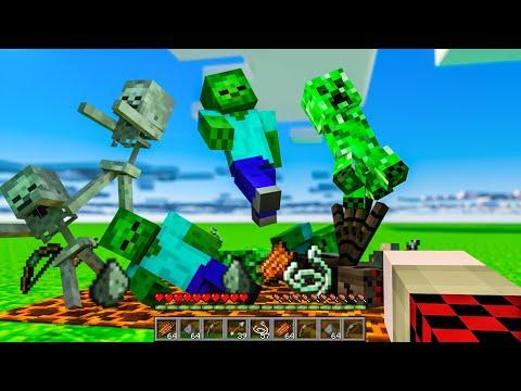 MAGMA BLOCK AUTO-FARM! | Minecraft SkyBounds #11 | Bajan Canadian