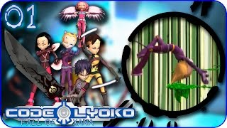 Code Lyoko Fall Of X.A.N.A | Capítulo 1 | REGRESO A LYOKO !!