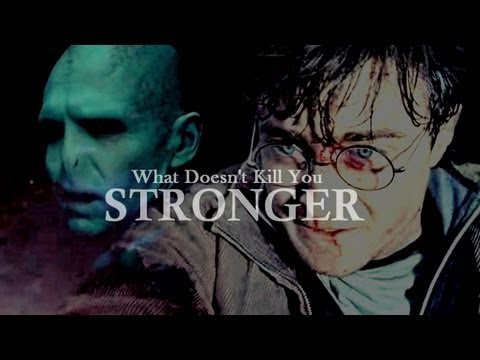 Harry Potter - Stronger (What Doesn't Kill You)
