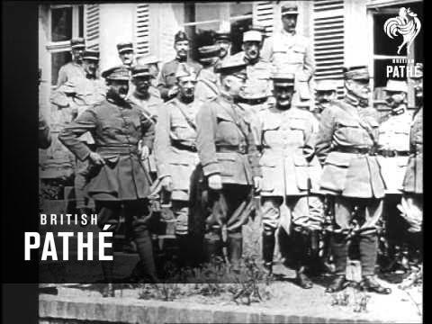 Marshal Foch (1918)