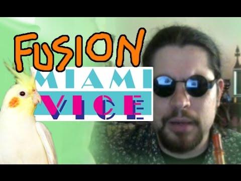 Fusion Miami Vice ( shisha ) review with Gnome