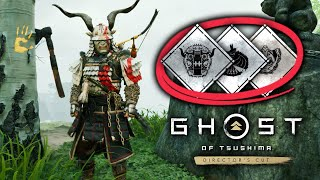 How to Get 3 Spe¢ial Armor Sets in Ghost of Tsushima - God of War, Shadow of the Colossus & More!