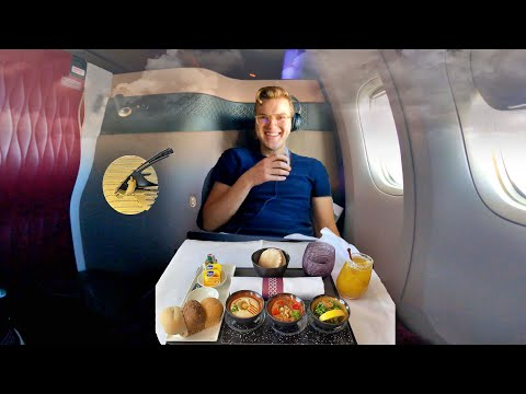 Why Qsuite Is Still The World's Best Business Class