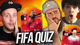 FIFA 19 QUIZ con gli HEADLINERS!! JUSTEES vs IL GREEN | INDOVINA IL CALCIATORE CHALLENGE
