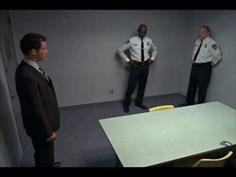 The Wire - McNulty Gets Berated by Rawls and Daniels