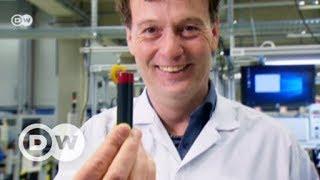Batterien made in Germany! | DW Deutsch
