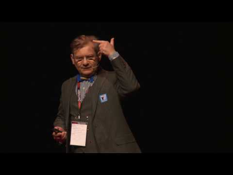 From a dream to a EU funded project, using toys | Daniel Weiss | TEDxDenHelder