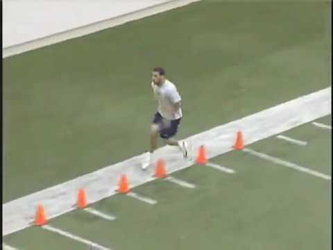 University of Illinois Running Back Football Drills