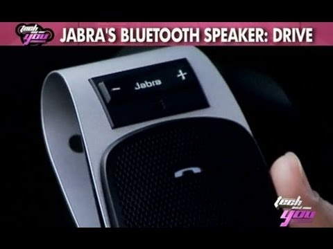 Tech And You Jabra Drive Review Bluetooth Car Speakerphone Newsx