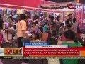 BT: Mga mamimili, dagsa sa Noel Expo Bazaar para sa Christmas shopping