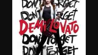 Demi Lovato - Trainwreck (Don