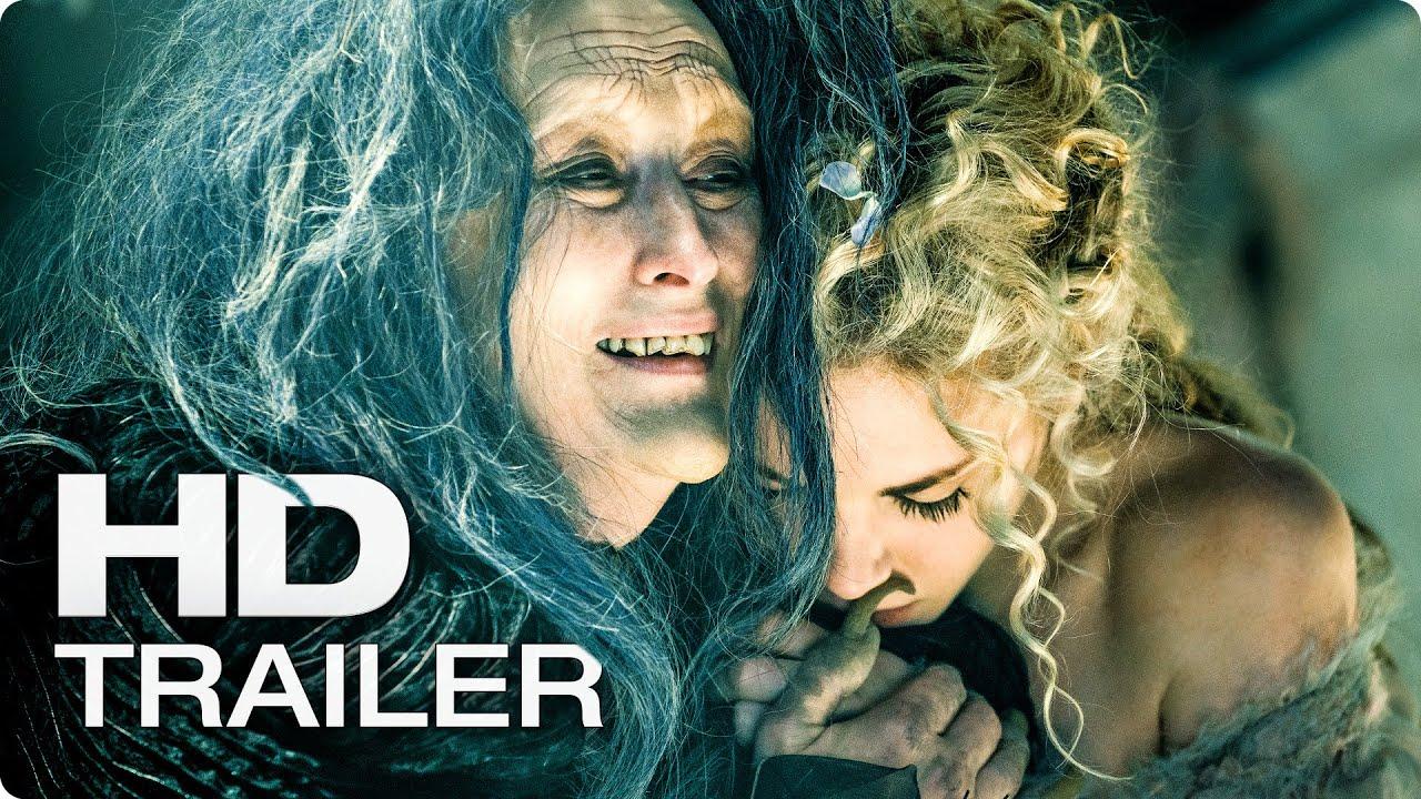 INTO THE WOODS Trailer German Deutsch (2015)