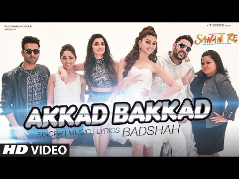 Akkad Bakkad Video Song - Sanam Re