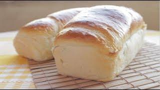 Pão de Baunilha – Com Chocolate por Dentro