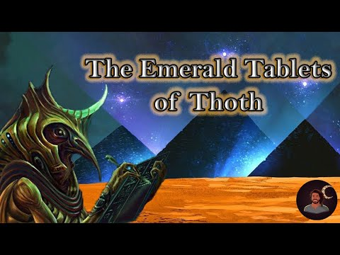Emerald Tablets of Thoth Full Audiobook w/ Music