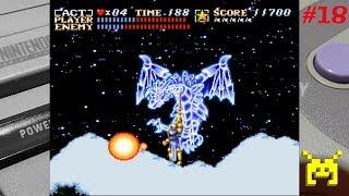 Let's Play Actraiser: Northwall Act II (Super NES) #18/19