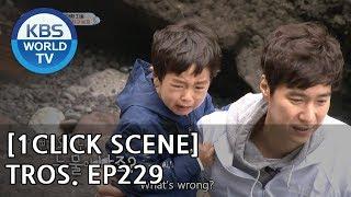 Seungjae & Dokdo Shrimp [1 Click Scene /TROS Ep.229]