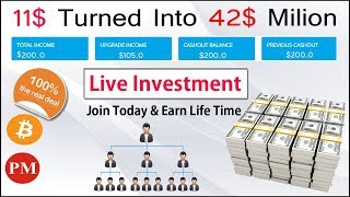 How $11 gets turned into $42 Million With hedgefinity Company | 100% Trusted & Legit | Urdu/Hindi
