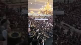 Neilas Hachag Simchas Torah Tish 5781 In Skver