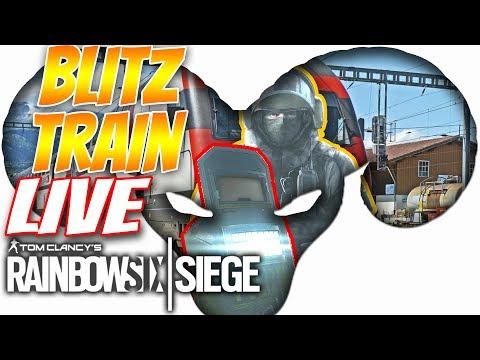 BLITZ nicht mehr OP? Finka und Lion Gameplay - Neue Operator Rainbow Six Siege deutsch
