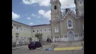 Igreja de  Santo Antônio e Escola Benedito Leite - Centro histórico de São Luis do Maranhão.