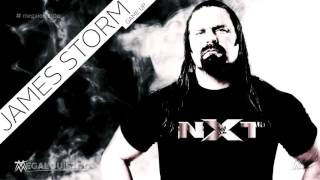 "2015: James Storm 1st and NEW WWE Theme Song - ""Game Up"" with Download Link"