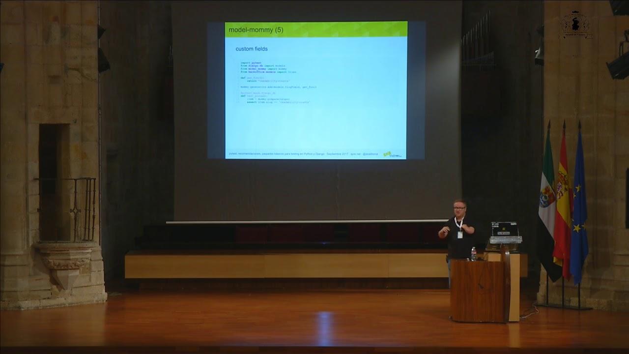 Image from Pytest recomendaciones, paquetes básicos para testing en Python y Django